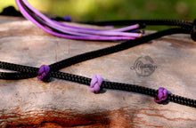 Load image into Gallery viewer, 3in1 Bitless Bridle - Purple Kampos