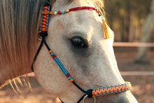 Load image into Gallery viewer, 3in1 Bitless Bridle - Cheyenne