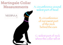 Load image into Gallery viewer, Martingale Dog Collar - Iris