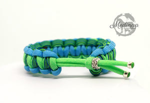 Paracord Bracelet; Tiffany