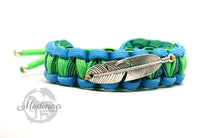 Load image into Gallery viewer, Paracord Bracelet - Tiffany