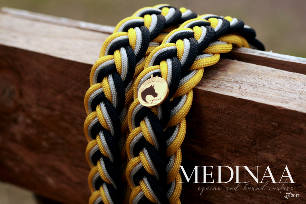Braided Reins - All That Buzz