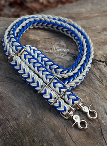 Braided Reins - The Nokk