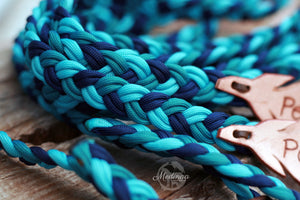 Braided Reins - Azra