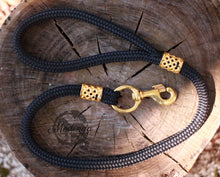 Load image into Gallery viewer, Dog Leash - Gold Rush