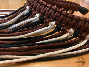Fly Veil Browband - Ebony