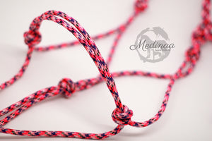 Halter and 12ft Training Rope - Country Girl