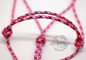 IN STOCK Halter and 12ft Training Rope - Country Girl; FULL