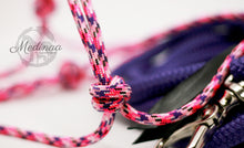 Load image into Gallery viewer, IN STOCK Halter and 12ft Training Rope - Country Girl; FULL