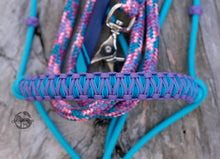 Load image into Gallery viewer, Halter Set - Blue Unicorn