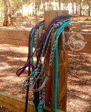 Load image into Gallery viewer, Natural Rope Halter and 8ft Lead Rope