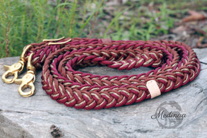 Braided Reins - Original