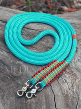 Load image into Gallery viewer, Rope Reins - Cheyenne V3
