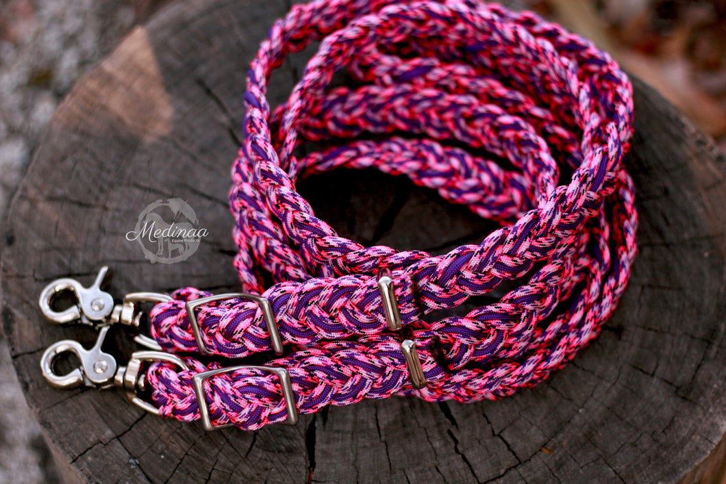 Braided Reins - Country Girl