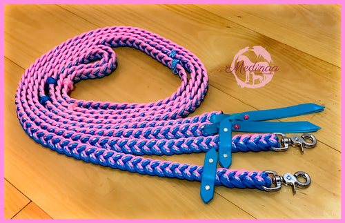 Braided Reins - Dynasty Dahlya