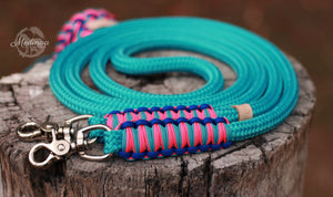Rope Reins; Candy Reef
