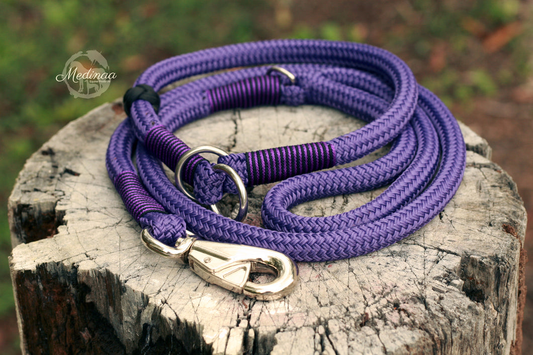 ID Collar - Purple