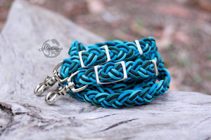 Braided Reins - Aquarius