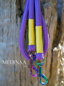 Dog Leash - Iris