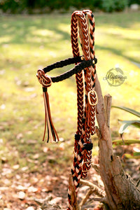 Fairytale Bridle - Ebony
