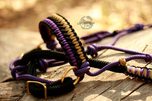 3in1 Bitless Bridle; Ishtar