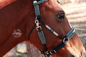 3in1 Comfort Bitless Bridle; Monalisa