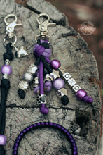 Load image into Gallery viewer, Keychain - Purple