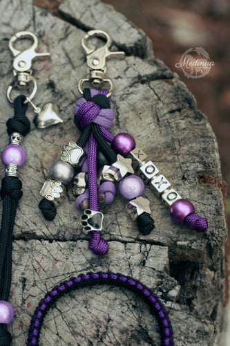 Keychain - Purple