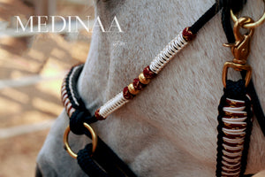 Comfort Bitless Bridle - Monisa