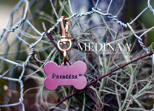 Dog Tag - Princess