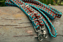 Load image into Gallery viewer, Braided Reins - Boho
