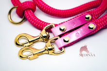 Load image into Gallery viewer, IN STOCK Hybrid Dog Leash - Pink Ombré