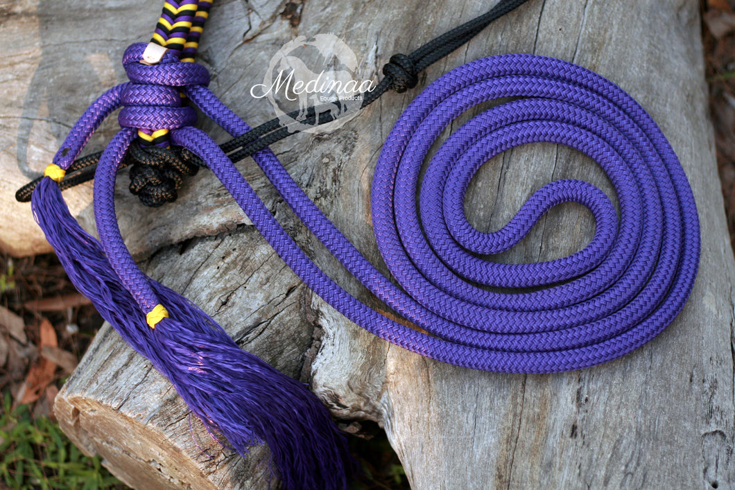 Mecate Style Reins - Atticus
