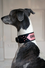 Load image into Gallery viewer, Luxury Dog Collar - Flashback