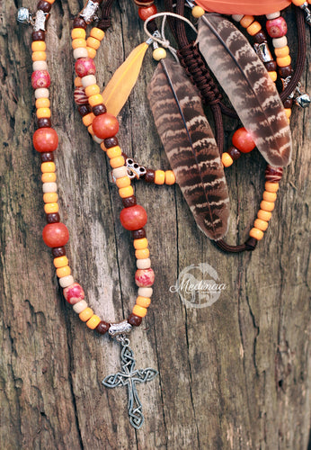 IN STOCK Rhythm Bead Set - Earth and Fire