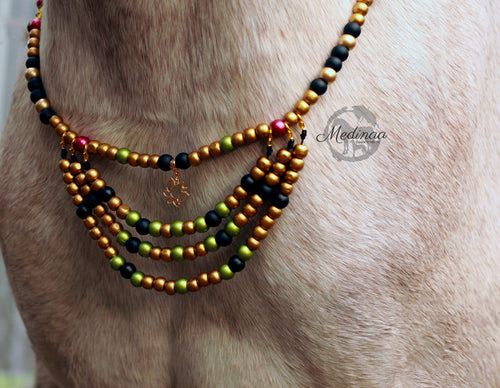 IN STOCK Rhythm Beads - Gold Timba