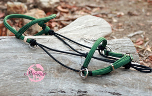 3in1 Bitless Bridle - The Palms