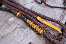 Load image into Gallery viewer, Lead Rope - Goldenrod Tweed