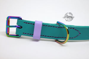 Luxury Dog Collar - Mermaid