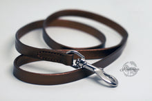 Load image into Gallery viewer, IN STOCK Leather Dog Leash - Windsor