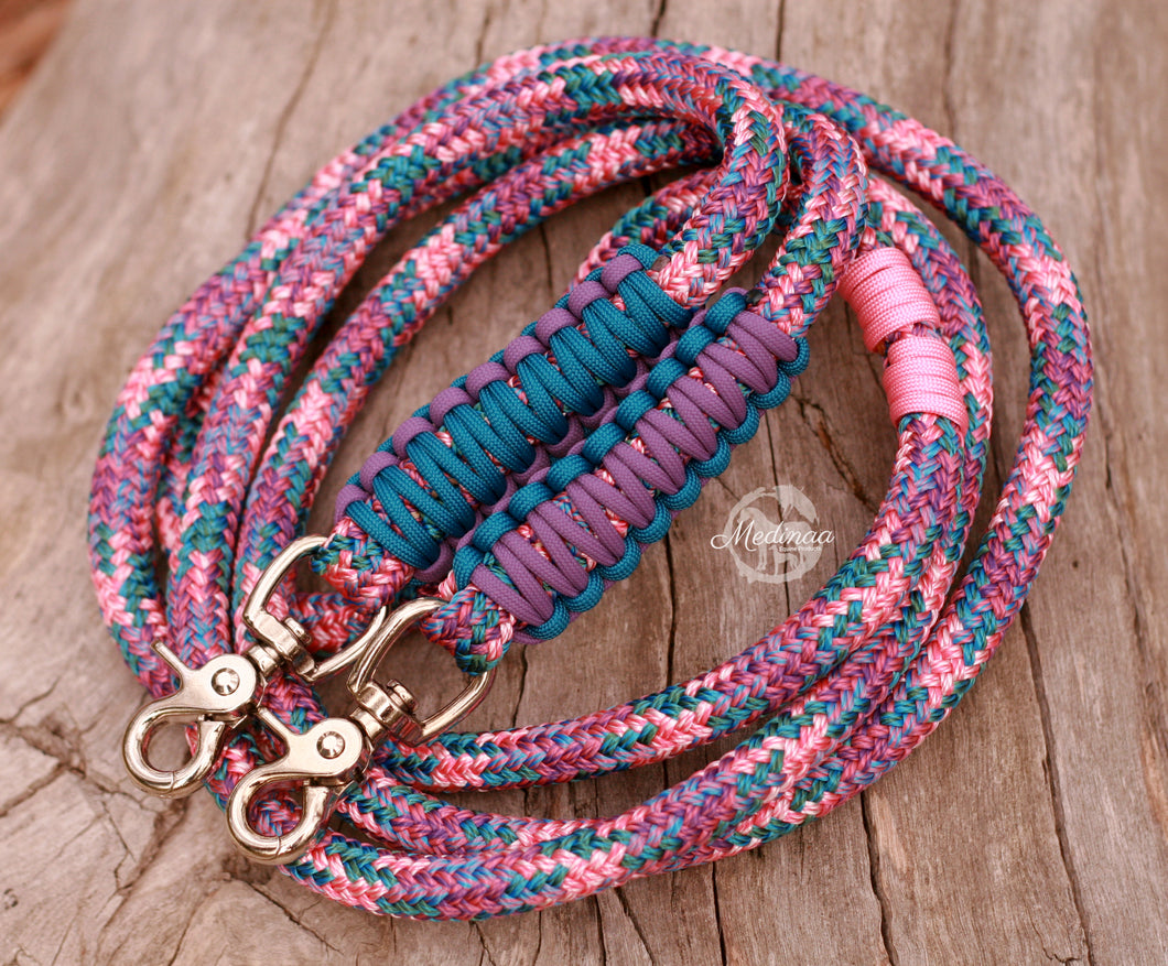 Rope Reins; My Unicorn