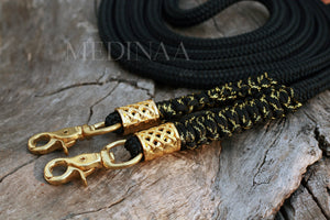 IN STOCK Rope Reins - Glam - 9ft