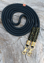 Load image into Gallery viewer, IN STOCK Rope Reins - Glam - 9ft
