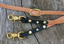 Load image into Gallery viewer, Leather Reins - Regio
