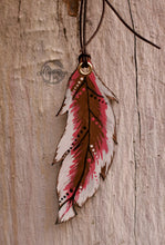 Load image into Gallery viewer, Saddle Charm - Pink/Bronze