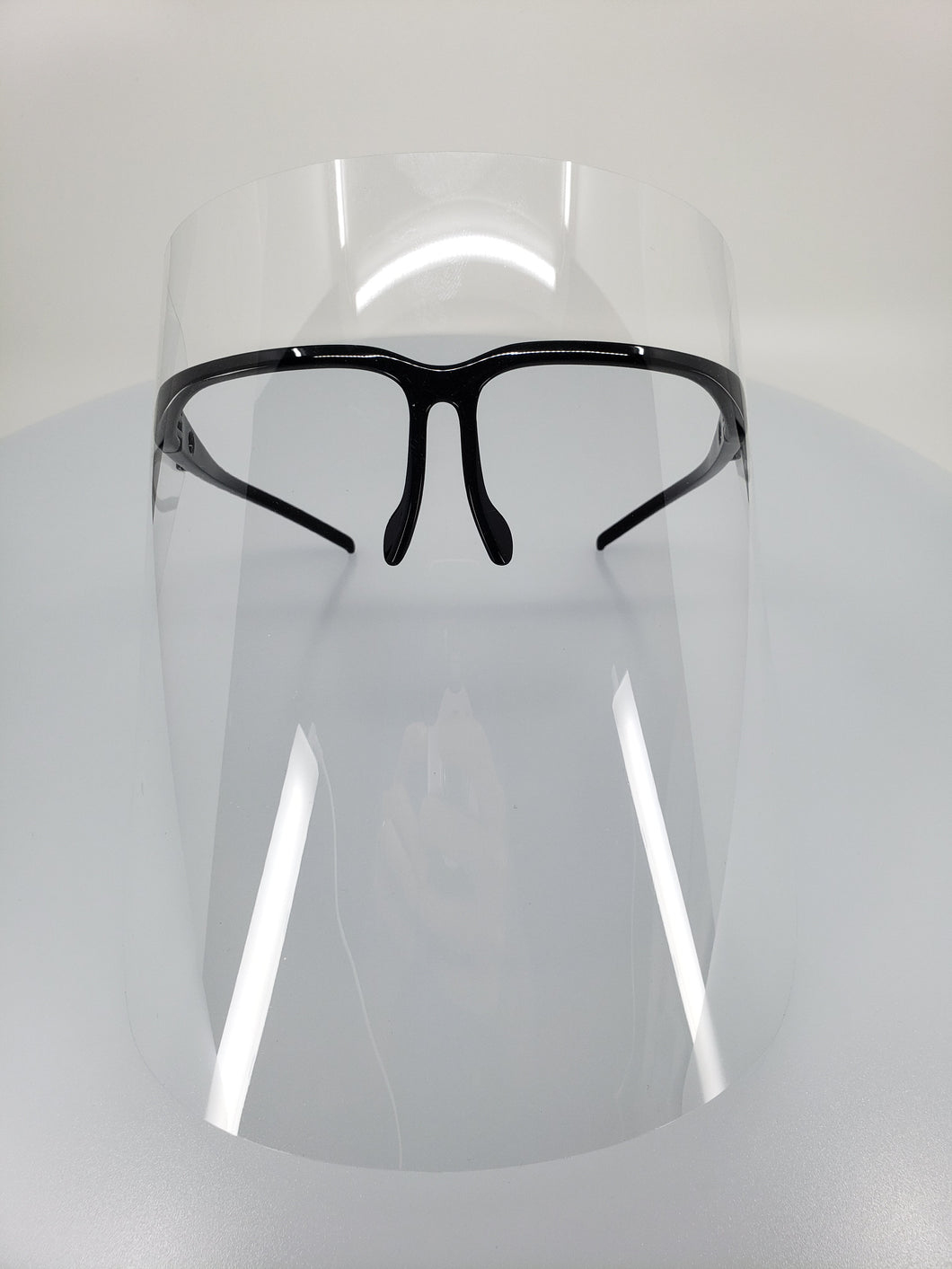 Eyeglass Style Face Shields (3 Pack)