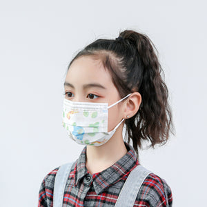 Case of Disposable CSD Kid's Masks (2000pcs) *BLOWOUT*