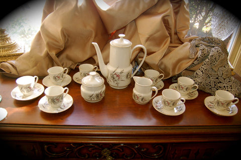 Vintage German Teaset