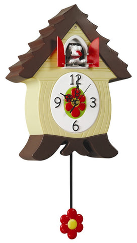 Novelty BarkCoo Clock