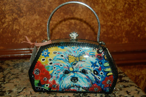 "Artbag with "" Miss Priss"""